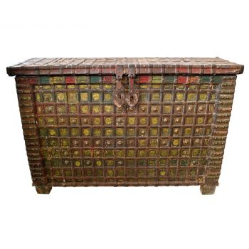 Ornate Dowry Chest