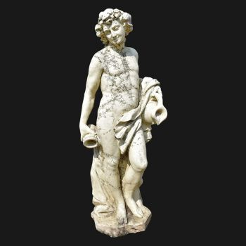 Figure of Bacchus