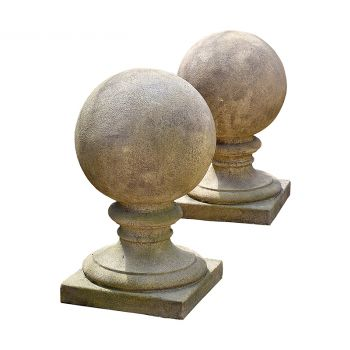 A Pair of Finials